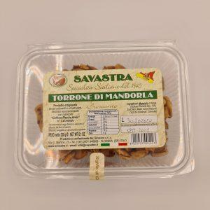 """""""Torrone di Mardorla Croccante"""" (Plastikschale)"""