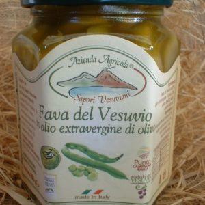 Sott' olio extravergine Fava Vesuviana 270 g