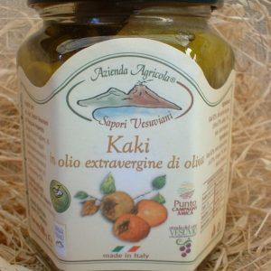 Sott' olio extravergine Kaki Vaniglia Napoletano 270 g