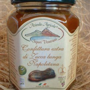Confettura Extra di Zucca Lunga Napoletana 300 g