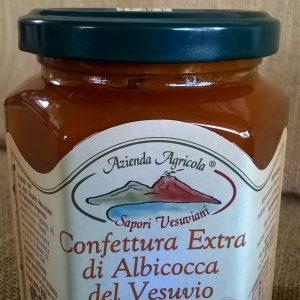 Confettura Extra di Albicocca del Vesuvio 300 g